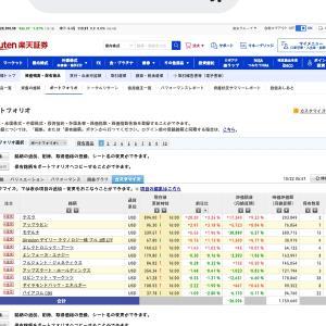 【NASDAQ+0.62%】祝・年初来損益+30%◆年初元手160⇒208万円◆10月22日