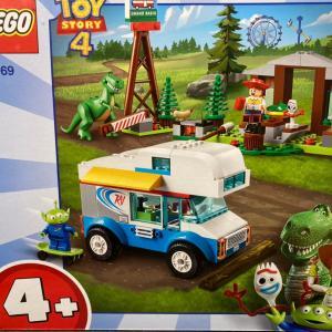 レゴ(LEGO) トイ・ストーリー4 RVバケーション 10769を作ってみました