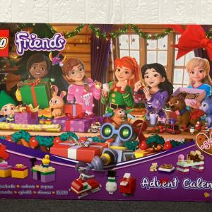 【クリスマスまであと28日】レゴ(LEGO)フレンズ アドベント・カレンダー41420その12