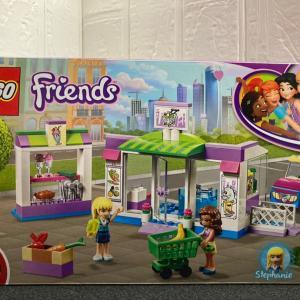 レゴ(LEGO) フレンズ ハートレイク・スーパーマーケット 41362 を作ってみました