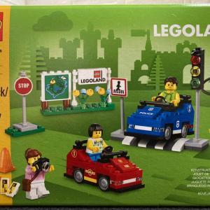 レゴ(LEGO)レゴランド® ドライビング・スクール 40347を作ってみました