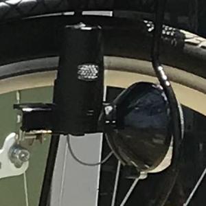 ダイナモランプ修理