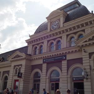 パヴェレツカヤ駅**