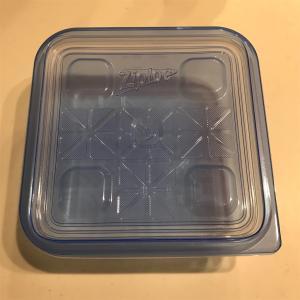 お弁当箱が壊れた…