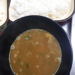 スープカレーを作りました