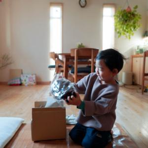 誕生日プレゼントはバムとケロのジョーカーバム&カイちゃん