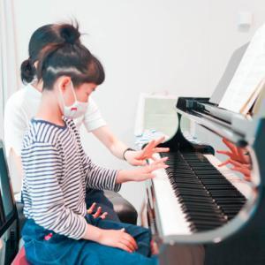 ピアノを習い始めて1ヵ月