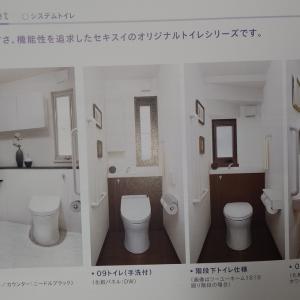 トイレ:ハイムのトイレ事情。標準トイレとは?