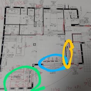 間取り:ガラリの位置問題!家具・家電のサイズはしっかり伝えましょう!