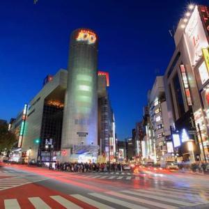 12/15 渋谷駅前