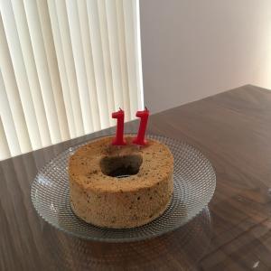 ●5年生●11歳の誕生日