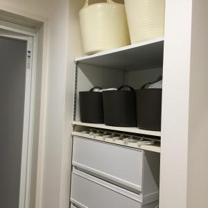 +洗面脱衣室+ 次女用の収納
