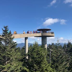 全米一の来場者を誇るグレートスモーキーマウンテン国立公園で最高にリフレッシュした日