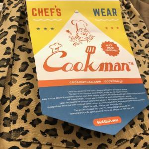 【続報】Cookmanのシェフパンツを買ったよ