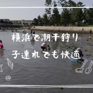 横浜で潮干狩り!子連れに安心のおすすめは野島公園