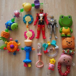 多すぎるおもちゃを何とか…する!