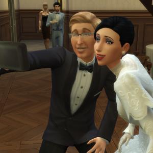 『結婚式、そして…』ザ・シムズ4(177)