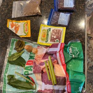CNN『世界一美味しい料理』ルンダンを作った話