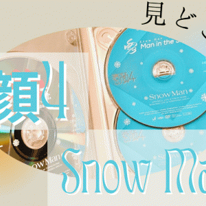 【Snow Man LIVE 2019 雪 Man in the Show】DVD買う価値あるの?見所解説【巣ごもり】