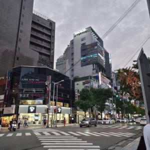 プサン#釜山_now 2021.9.25(土)西面 AM10:30PM6:40