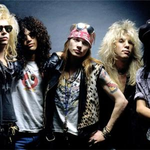 Guns N' Roses / Welcome To The Jungle(1987 US:7 UK:24)