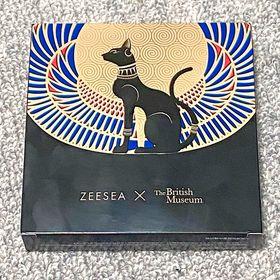 【中国コスメ】ZEESEA×大英博物館とのコラボで話題!エジプトシリーズアイシャドウ
