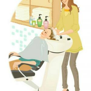 美容師アシスタントへの手紙(シャンプー合格対策)一年目