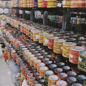 【Art】マレーシアのインド街にてヘナタトゥー購入!