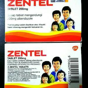 【虫下し薬】ZENTEL購入!寄生虫を取り除け!【マレーシア・寄生虫】