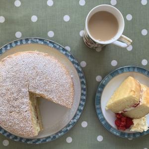 Victoria sandwich cake recipe