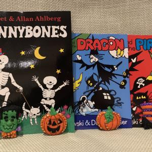 Halloween Picture books!