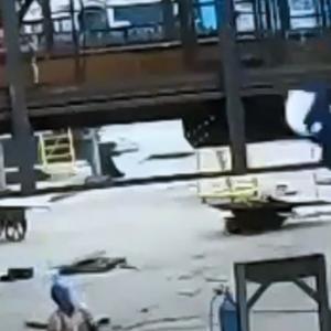 【全身麻痺】高所作業の安全マニュアルみたいな転落事故