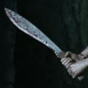 全身をマチェーテで斬られた瀕死の男がグロ過ぎる。。