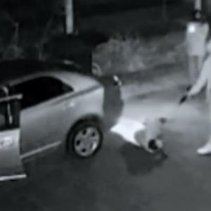 浮気相手の男と二人で夫を殺害【監視カメラ映像】