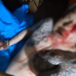 日本のヤクザが殺し屋に拷問されてる動画が怖い。。