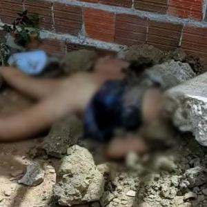 【凶悪】妊婦さん、レ○プされ大きな石で殴り殺される