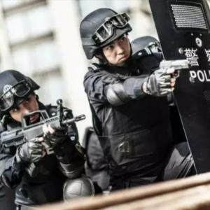 人質をとった犯罪者を見事にヘッドショットする中国の警察