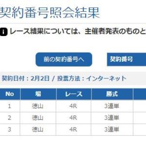 3連単3点→3連単4点のコロガシ勝負成功!直近の成績は8戦7勝!