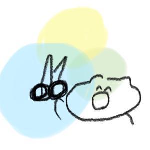 【術後】ヘアカラーして来た!
