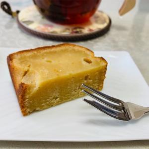 ずっしりとしっとりと〜京都『歩粉』のジンジャーケーキ