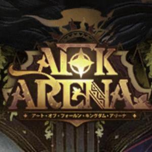 放置型育成ファンタジーRPG:AFK アリーナ 2日目