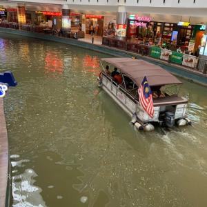 マレーシアの水の都『ベネチア』?マインズショッピングモール!