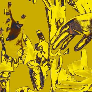 手ぶくろー記憶の断片 (Gloves )シリーズー17 現代美術