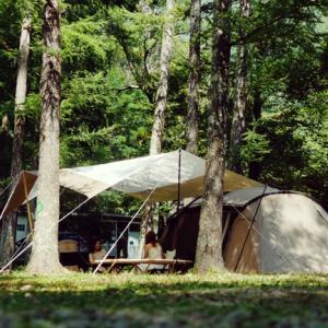 CAMP #36 夏の終わりの湖畔キャンプ