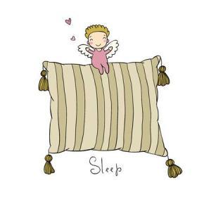 ぐっすり寝たい!枕を選ぶ!