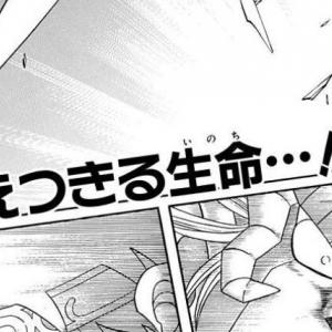 【ネタバレ】漫画版ドラゴンクエスト ダイの大冒険 ・第252話『燃えつきる生命・・・!!!』