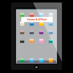肢体不自由教育で使えるiPadアプリ(2020/09/21)(6)Cause & Effectアプリ編