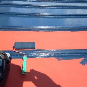 DIYでの屋根塗装