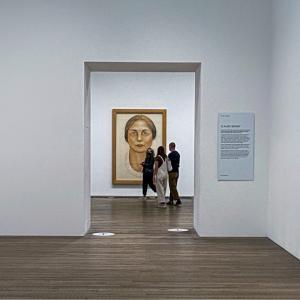 芸術作品と向き合う午後1:30。(Tate Modern 編)