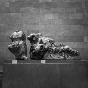 大英博物館に完敗した話。